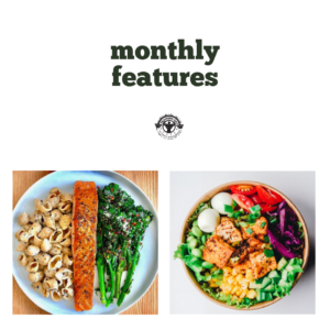 Monthly Features